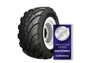ATG Ag Tire Wins Silver Medal at Trade Fair