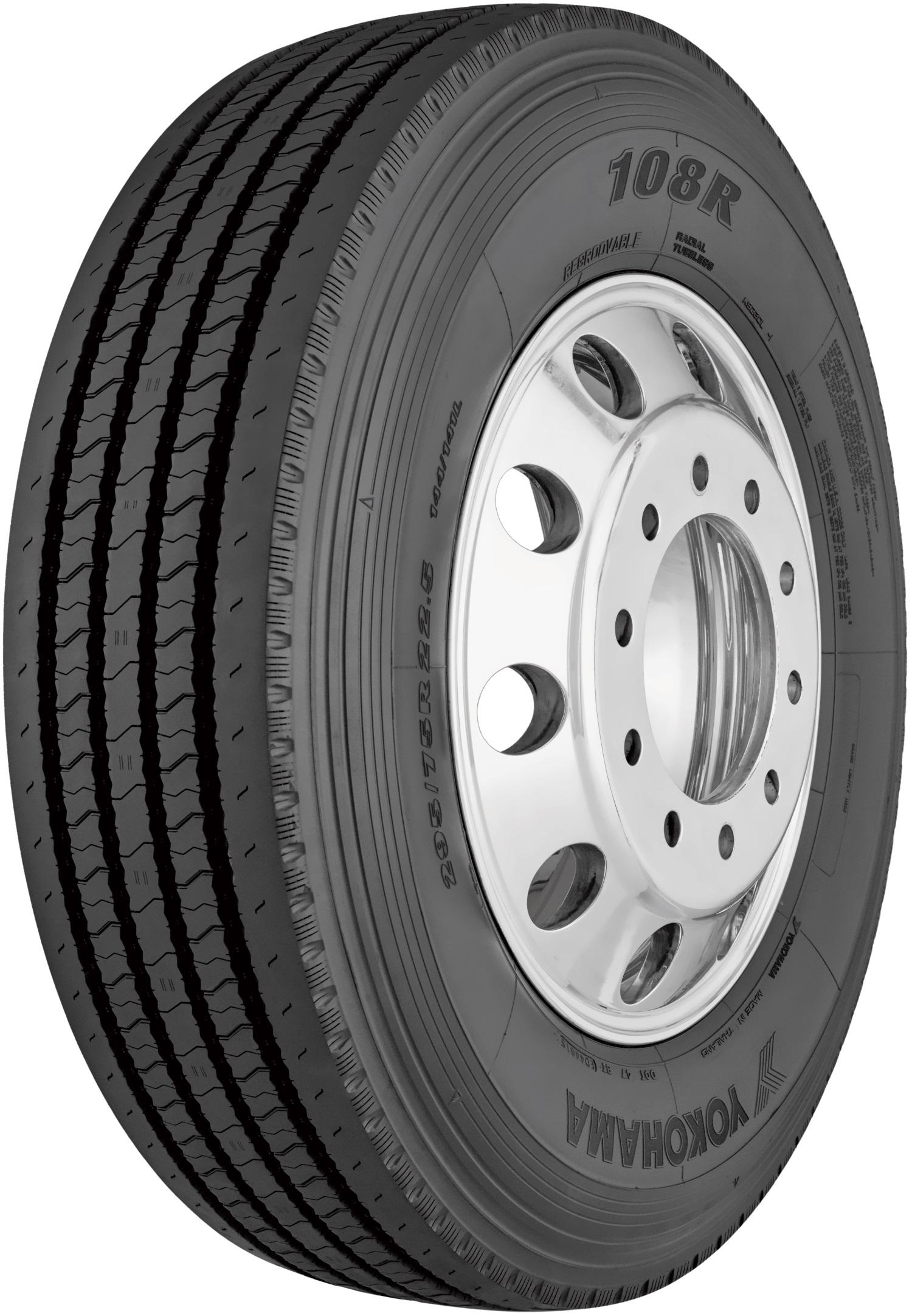 Yokohama Unveils a Regional All-Position Steer Tire