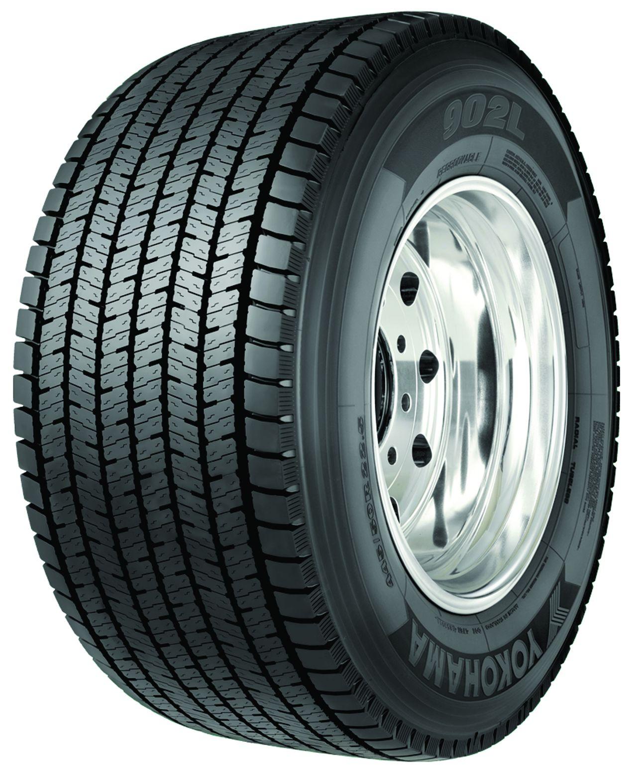 Yokohama 902L Ultra-Wide-Base Tire