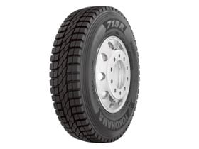 Yokohama Introduces 715R Regional Drive Tire