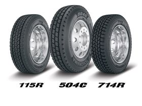 Yokohama Will Launch Three Truck Tires at TMC