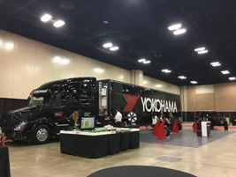 They say everything's bigger in Texas. At the Big O Tires trade show, that includes the size of...