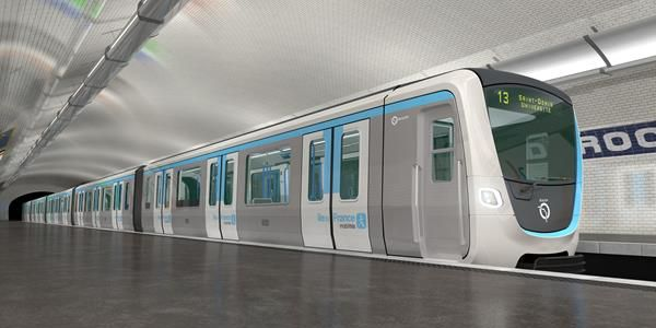"""The first 44 trains will have a driver's cabin. Each train will be in """"boa""""2 configuration with..."""
