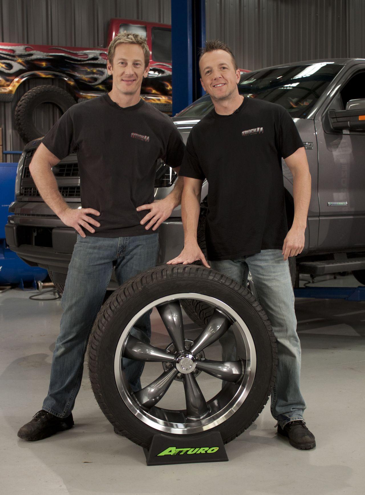 Atturo tires will star on 'Truck U'