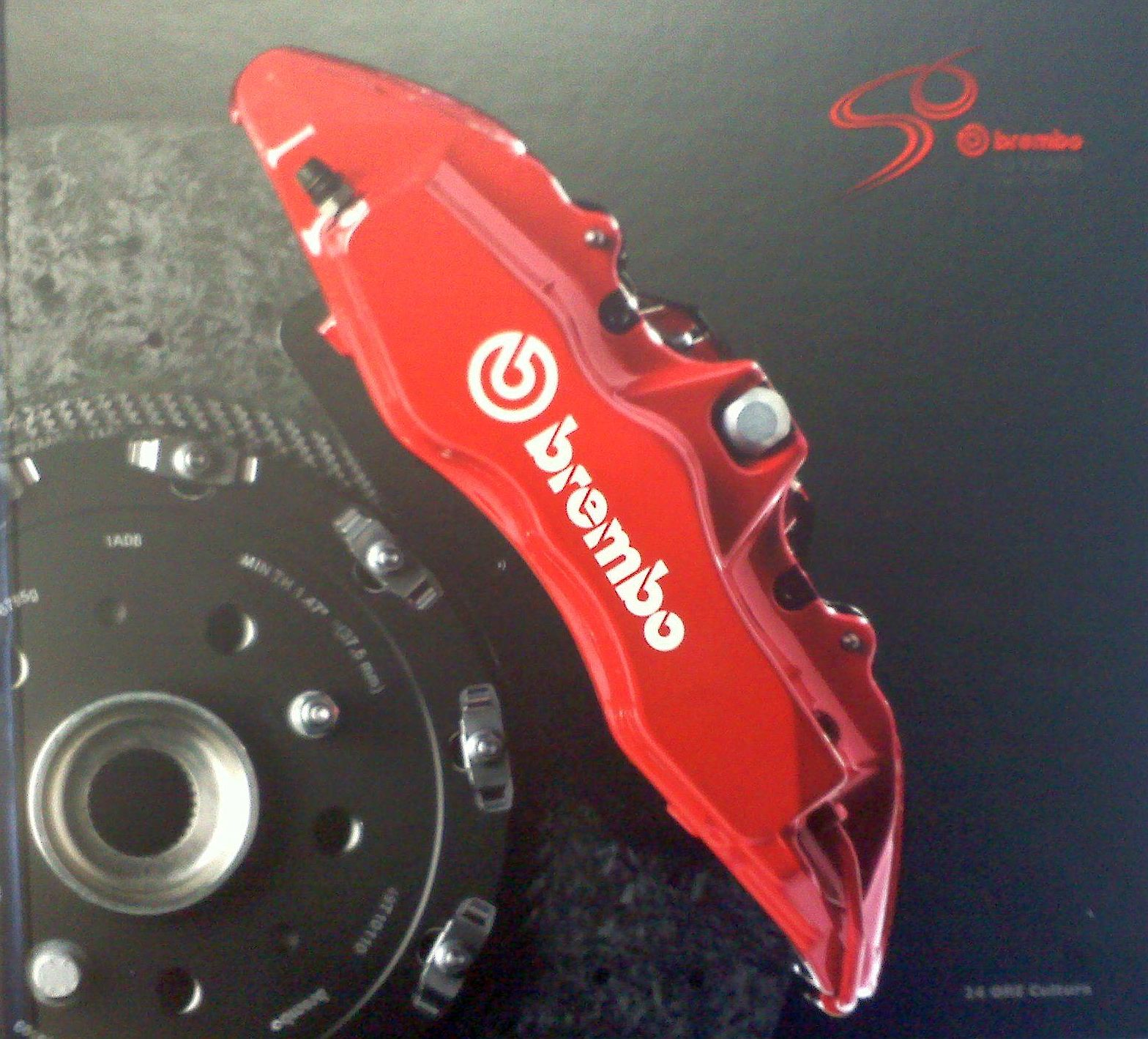 What do cars and coffee tables have in common? Brembo