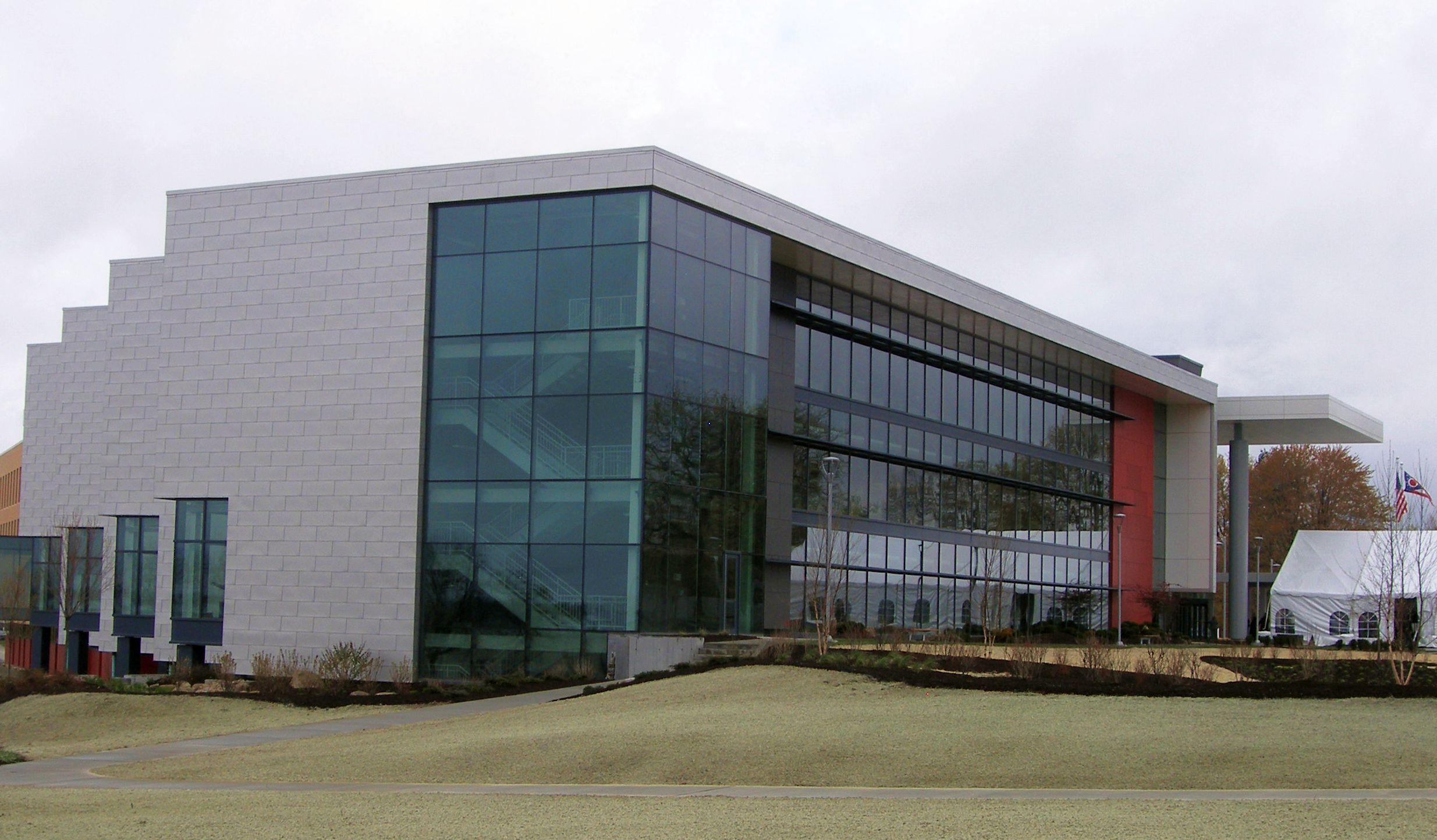 Bridgestone builds world-class tech center in... Akron, Ohio