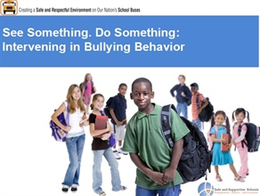 This new training program was developed by the U.S. Department of Education's Office of Safe and Drug Free Schools, with input from NAPT. The materials are available for free download.