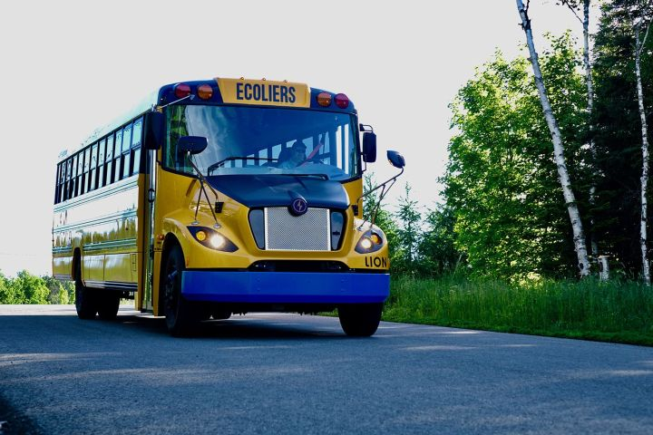 Keolis Canada to Add 12 Lion Electric School Buses to Fleet
