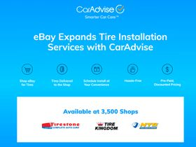 eBay Motors Expands Its Tire Installation Network of Dealers