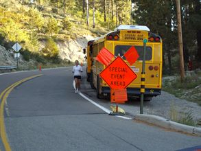 Vail (Ariz.) Unified School District has participated in two marathons and raised $16,000 that is being put toward the district's transportation department.
