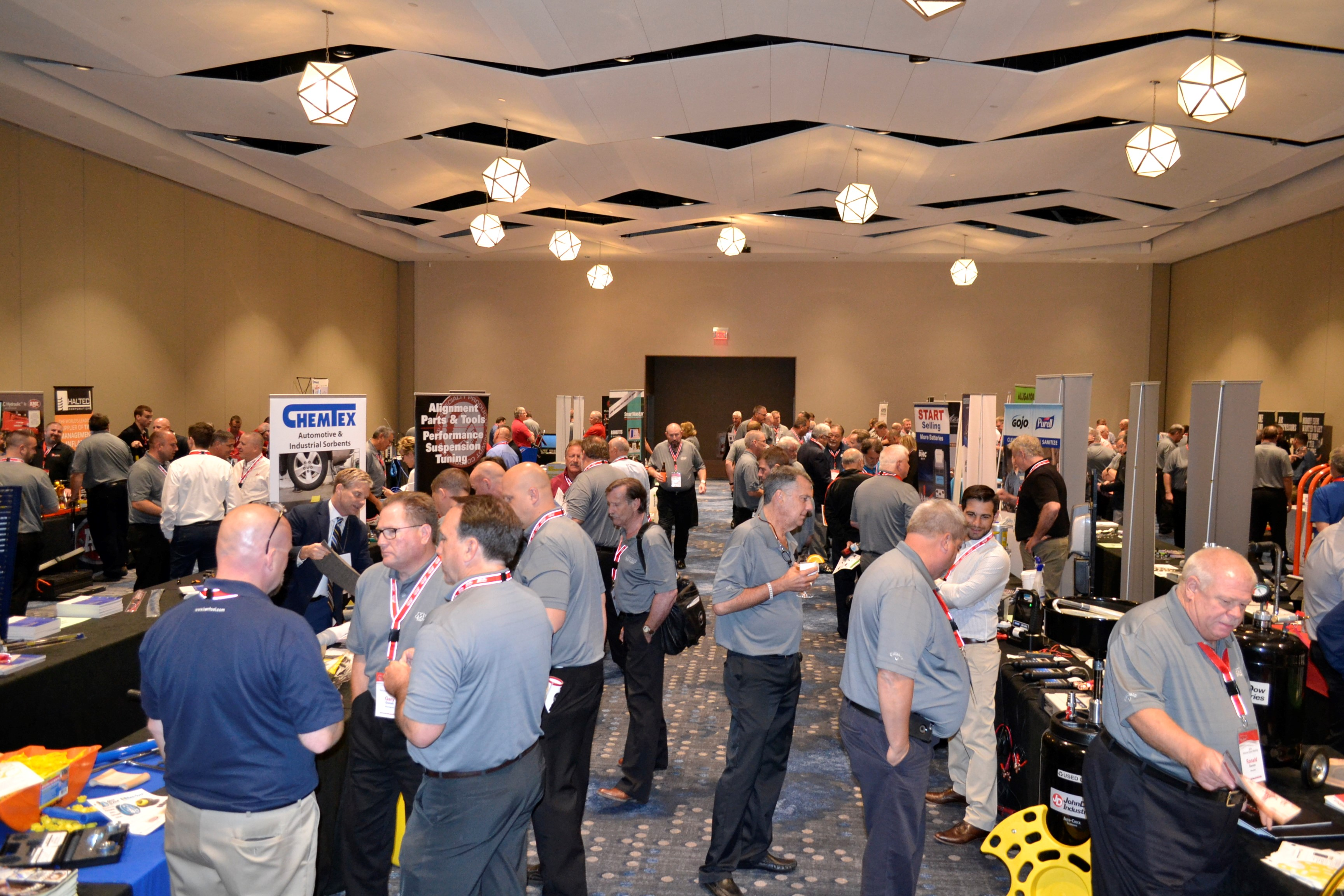 Photos: Myers Tire Supply Plays Host to Its Suppliers