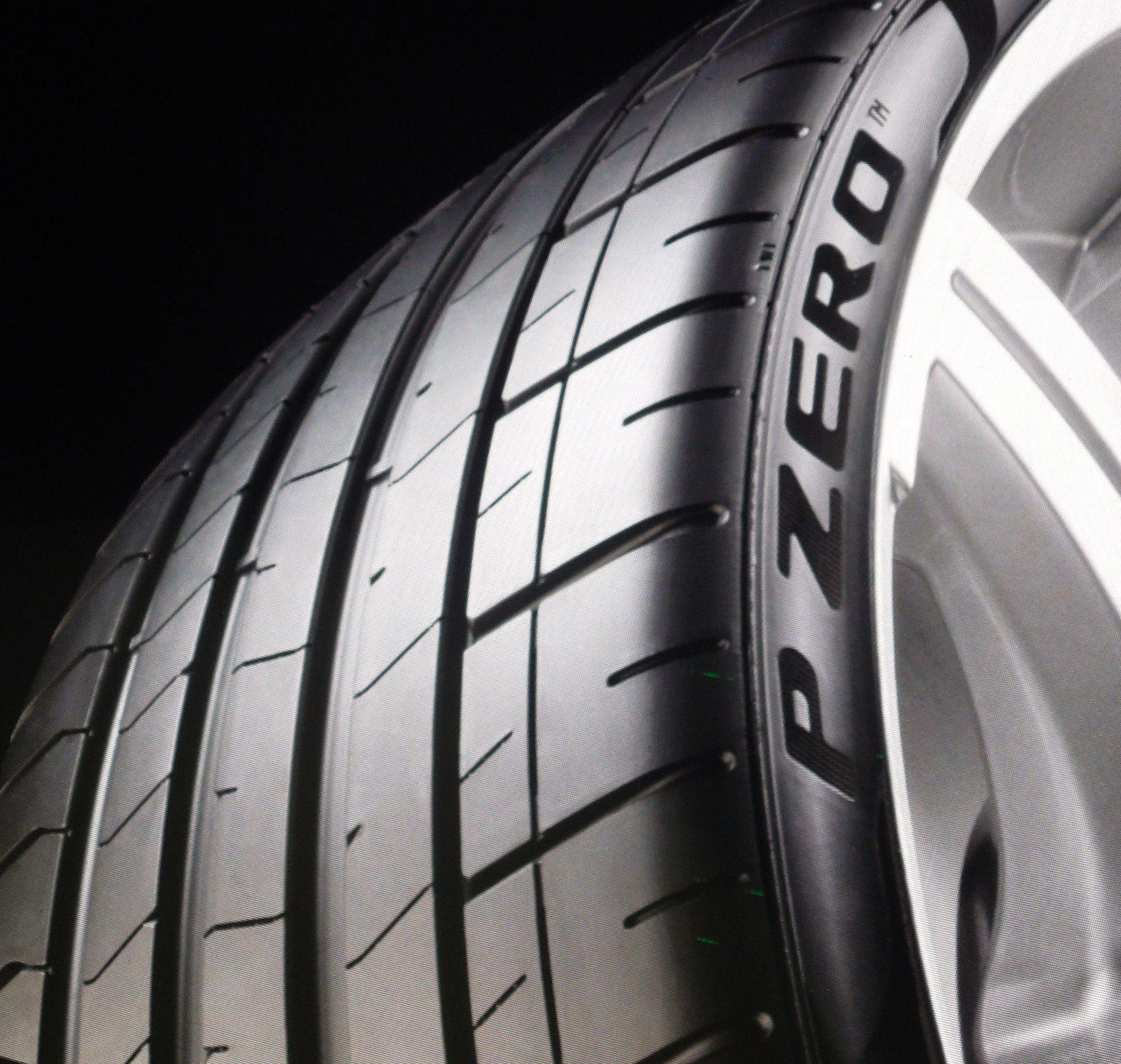 New Pirelli P Zero Has Multiple Personalities