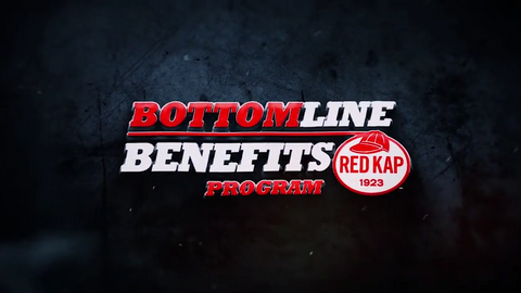 Red Kap Bottom Line Benefits Program featuring Greg Adler