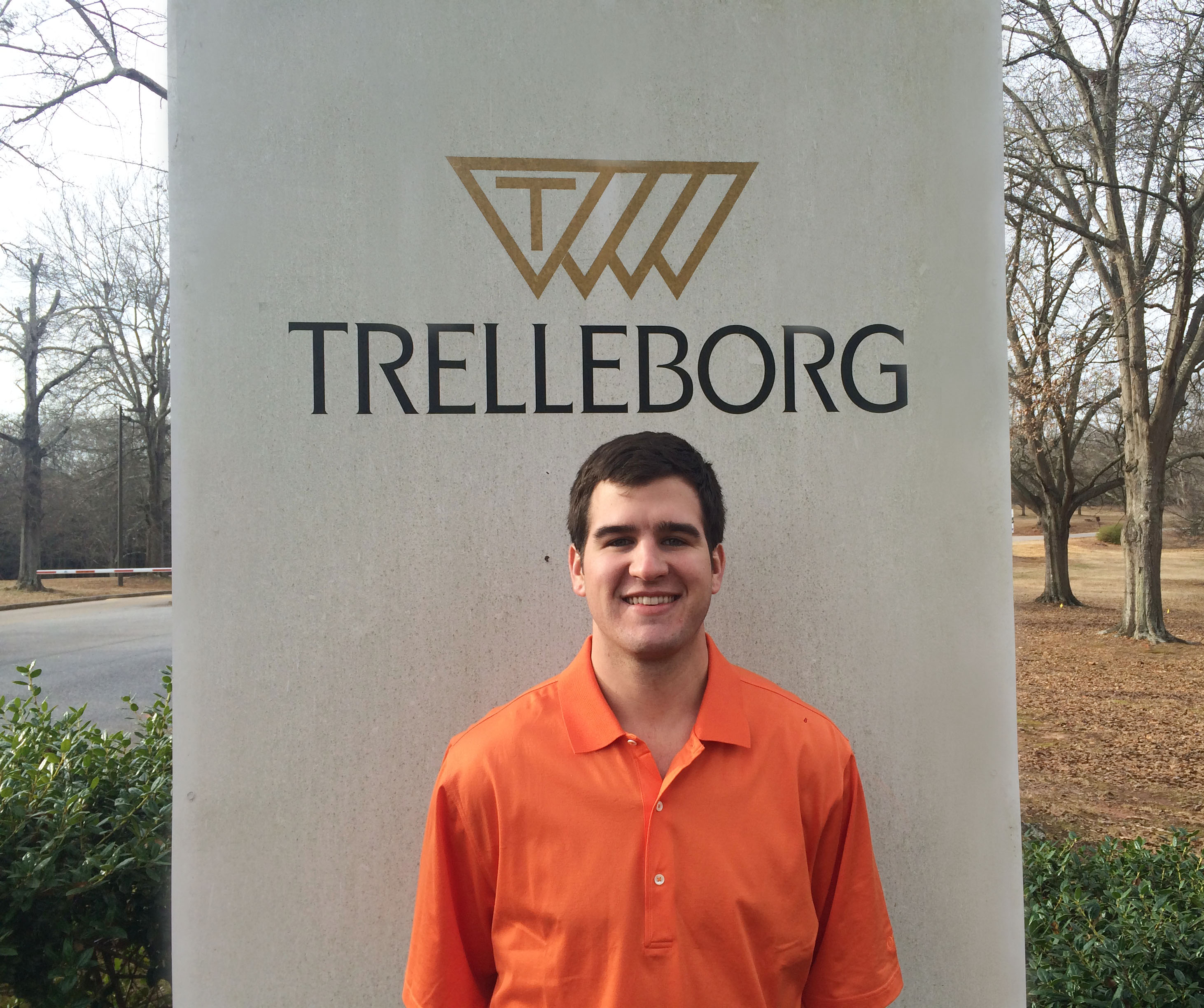 Trelleborg names U.S. field engineer