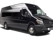 Sprinter The Grech Motors Sprinter shuttle has a 13-passenger capacity, and is also available in...