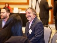 Several networking meals provided attendees an opportunity to mix and mingle with both old and...