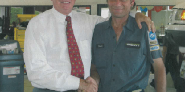 ASE Master Technician David Humble has worked for 2008 Tire Dealer of the Year award winner Ken...