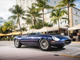 Apollo Vredestein Partners with Jaguar E-Type Supplier