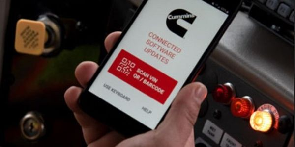 Zonar OTAir is a mobile app designed to offer over-the-air programming for enhanced Cummins...