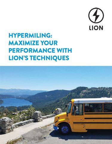 Hypermiling: Maximize Your Performance With Lion's Techniques