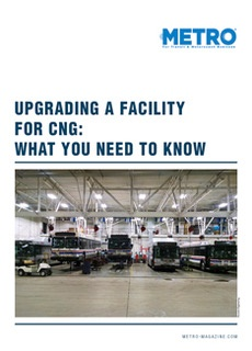 Upgrading A Facility for CNG: What You Need To Know - Metro