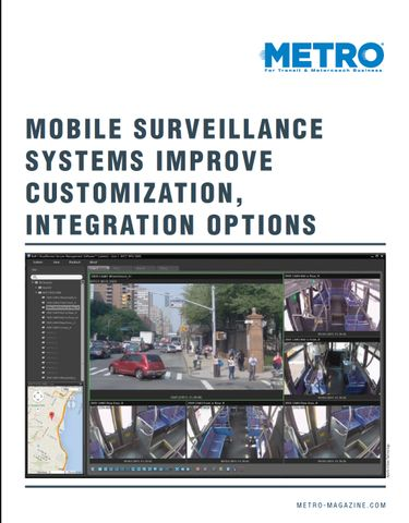 Mobile Surveillance Systems Improve Customization, Integration Options
