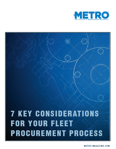 7 Key Considerations for Your Fleet Procurement Process