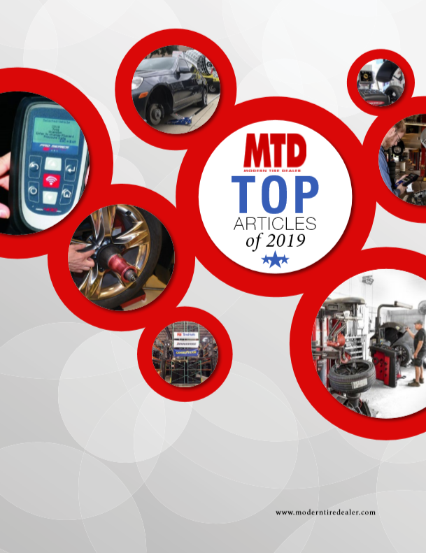 Modern Tire Dealer's Top Articles of the Year