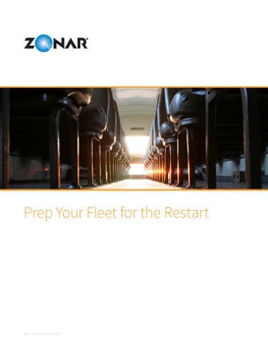 Prep Your Fleet for the Restart