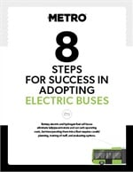 8 Steps For Success in Adopting Electric Buses