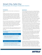Smart City, Safe City: Building Safety into Intelligent Transportation Systems