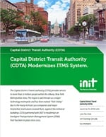 Capital District Transit Authority (CDTA) Modernizes ITMS System