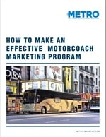 How to Make an Effective Motorcoach Marketing Program
