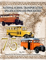National School Transportation Specifications and Procedures