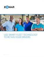 Use Smart Fleet Technology to Retain Your Drivers