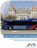 My Perception is Your Reality: Maximizing Ridership by Improving Transit Vehicle Aesthetics