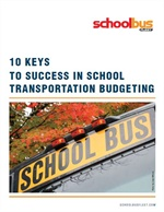 10 Keys to Success in School Transportation Budgeting