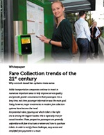 Fare Collection trends of the 21st century