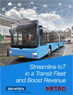 Methods to Streamline IoT in a Transit Fleet and Boost Revenue