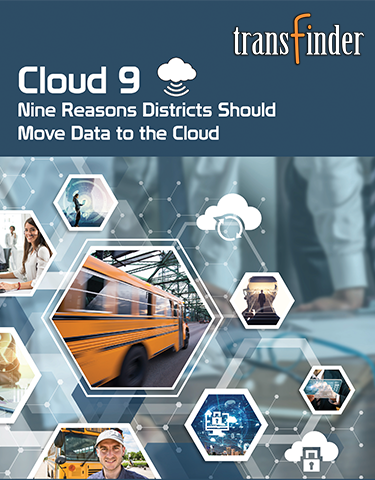 Cloud 9: Nine Reasons Districts Should Move Data to the Cloud