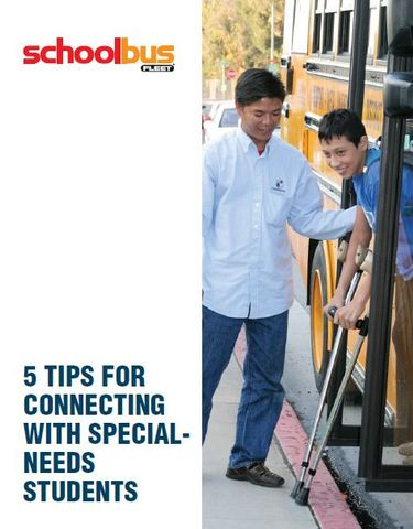 5 Tips for Connecting With Special-Needs Students