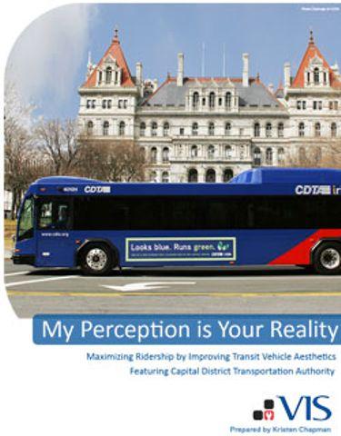 My Perception is Your Reality: Maximizing Ridership by Improving Transit Vehicle Aesthetics