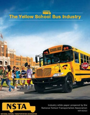 The Yellow School Bus Industry