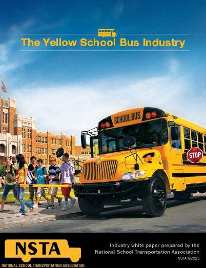 The Yellow School Bus Industry