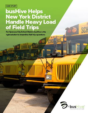 busHive Helps New York District Handle Heavy Load of Field Trips