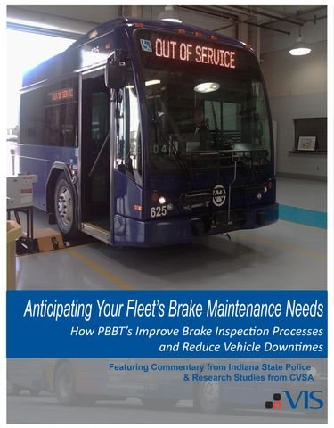 Anticipating Your Fleet's Brake Maintenance Needs