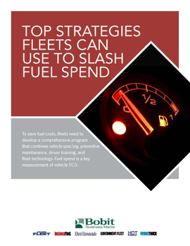 Top Strategies Fleets Can Use to Slash Fuel Spend
