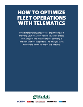 How to Optimize Fleet Operations With Telematics