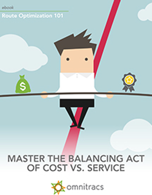 Master the Balancing Act of Cost vs. Service: Route Optimization 101
