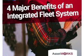 4 Major Benefits of an Integrated Fleet System